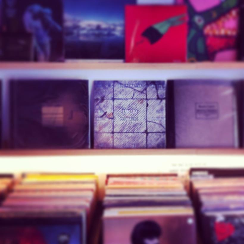 Brigada Cobalto en tu tienda de discos